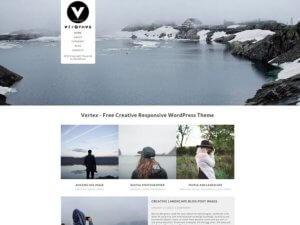 Демо-сайт с темой Vertex